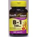 vitamin B-1 Thiamine HCL 100MG TABLETS