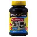 FISH OIL 1000MG (PER SERVING) OMEGA-3 NO BURP SOFTGELS