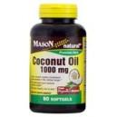 COCONUT OIL 1000MG SOFTGELS