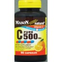 C 500MG EXTENDED RELEASE CAPSULES