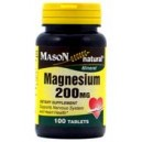 MAGNESIUM 200MG TABLETS