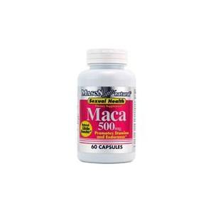 MACA 500MG CAPSULES