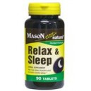 RELAX AND SLEEP TABLETS