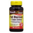 FAT BURNER PLUS SUPER CITRIMAX® WITH CHROMIUM PICOLINATE, 5HTP & THERMOGENIC HERBALS TABLETS