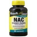 NAC N-ACETHYL L-CYSTEINE CAPSULES